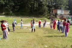 Awareness-program-with-women-beneficiaries-in-Chyasingdole